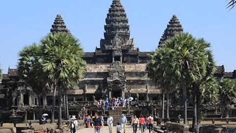 Tourisme Cambodge a perdu plus de 3 milliards USD à cause de Covid-19.