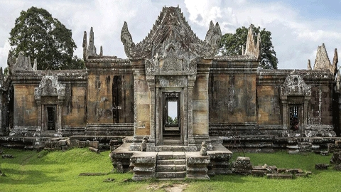 Preah Vihear au Cambodge bénéficie du soutien international.